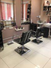 парикмахерские места для работы