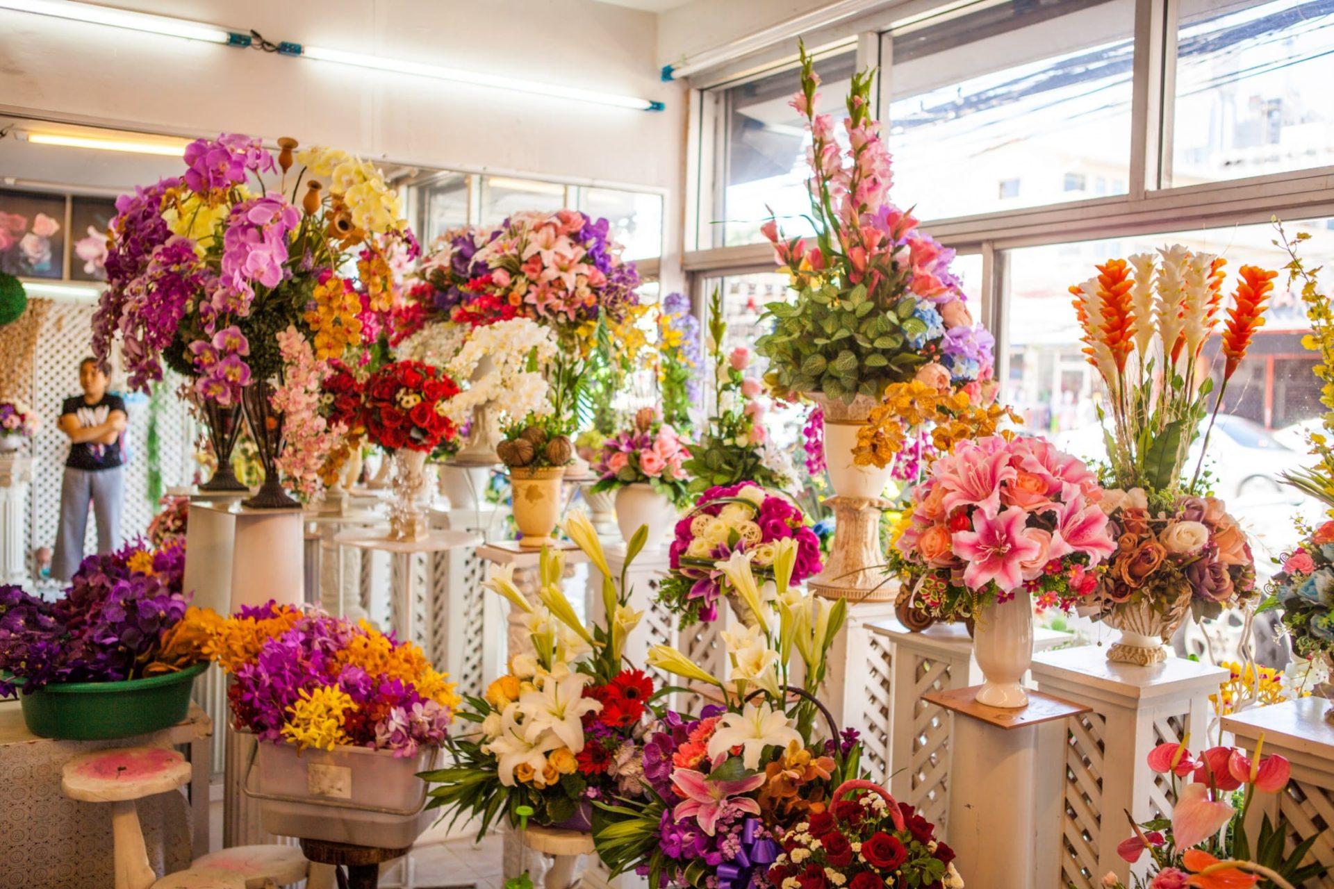 Фуксия, круглосуточные салоны цветов с доставкой в центре