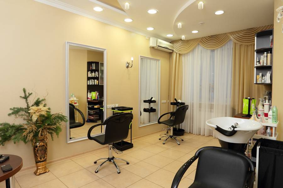 salon krasoty
