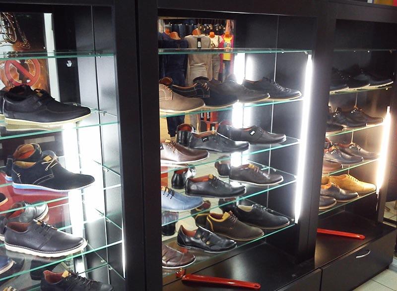magazin obuvi