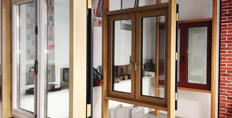 salon okon dverej