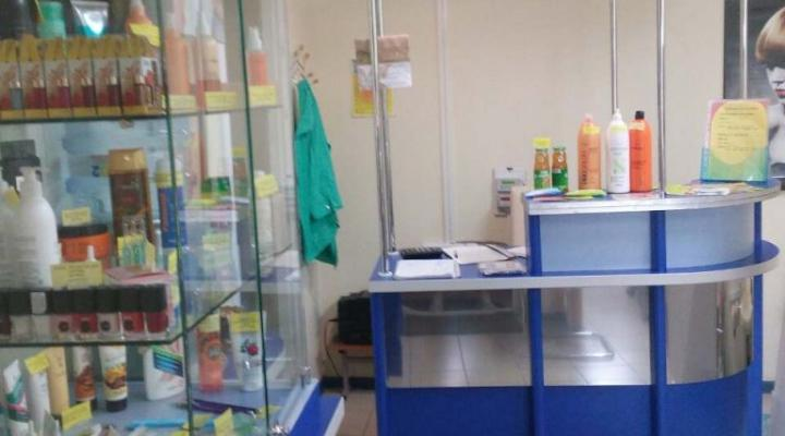 Студия загара и маникюрный кабинет в Каменной горке floorplan 1