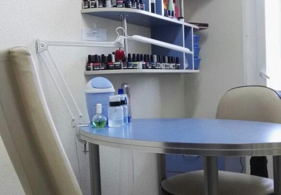 Студия загара и маникюрный кабинет в Каменной горке floorplan 3