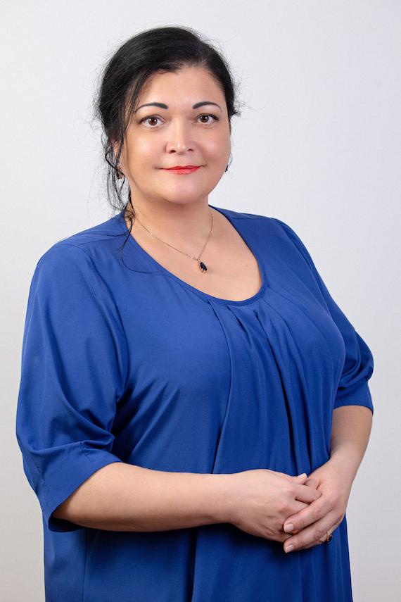 Светлана Зазерская
