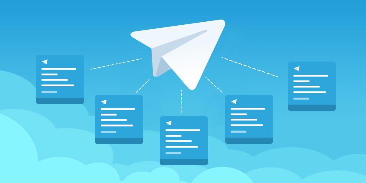 У нас появился канал в Telegram!