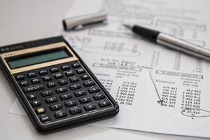 Расчет финансов компании