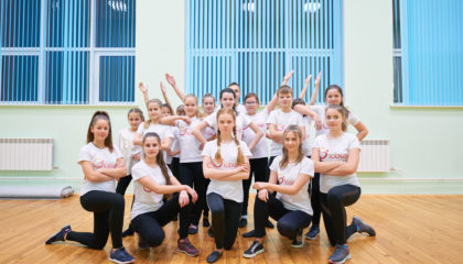 танцевальная группа - педагогический состав