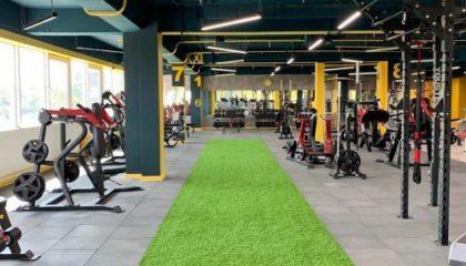 общий вид фитнес центра