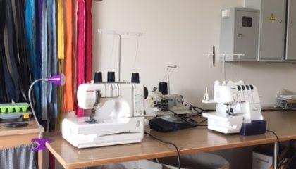 рабочие швейные машинки